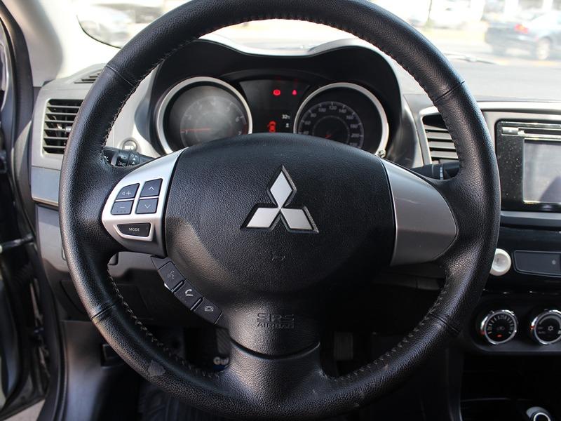 MITSUBISHI LANCER RT MT  2016  - GRACIA AUTOS