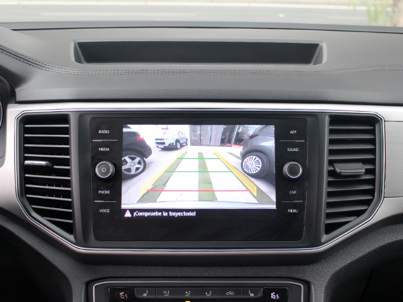 VOLKSWAGEN ATLAS SE V6 3.6 AT COMFORTLINE 4MOTION 2020  - GRACIA AUTOS