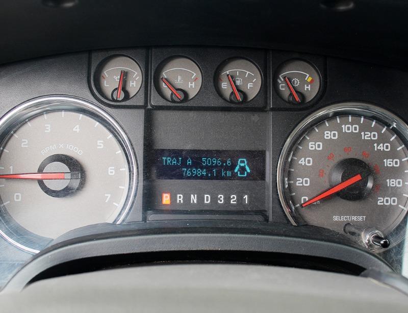 FORD F-150 XLT  4X4 2011  - FULL MOTOR