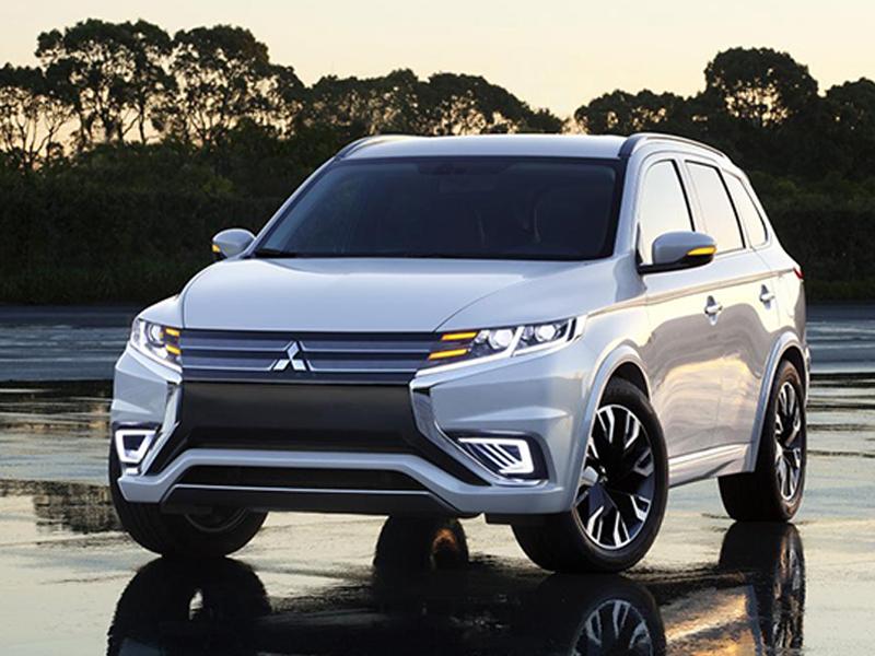 Mitsubishi está lista para deslumbrar en el Salón de París 2014 - Gracia Autos