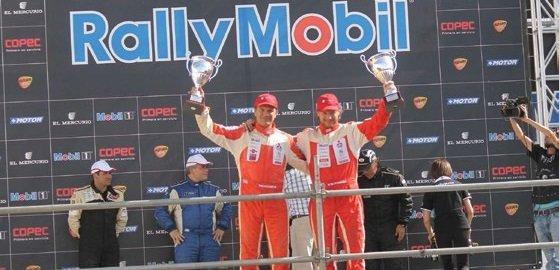 Rally Mobil Talca, Luis Ignacio Rosselot obtiene el primer lugar en la N4 - Gracia Autos