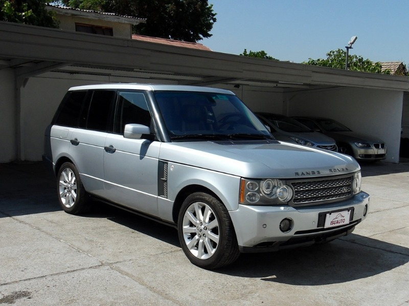 LAND ROVER RANGE ROVER 4.2 Aut 2009 Supercharged -