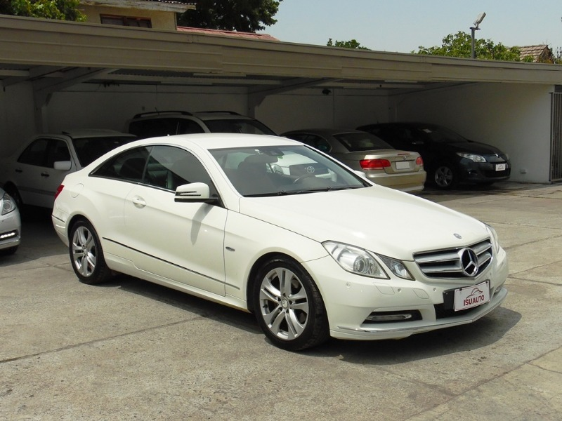 MERCEDES-BENZ E200 Coupé 1.8 Aut 2012  -