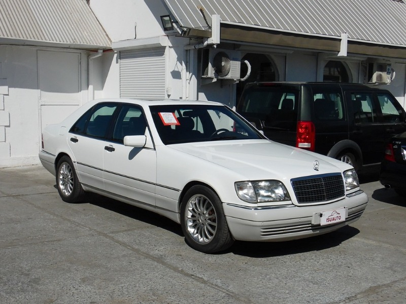 MERCEDES-BENZ S420 4.2 Aut 1995  - FULL MOTOR