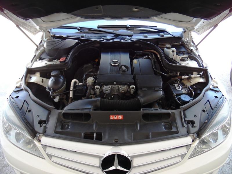 MERCEDES-BENZ C180 Kompressor 1.6 Aut 2010 Única Dueña - FULL MOTOR