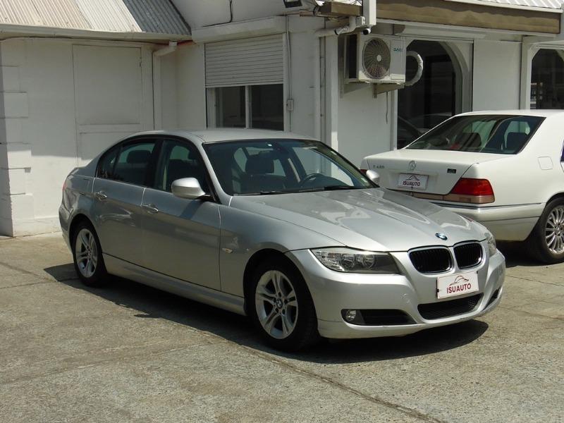 BMW 318I 2.0 Aut 2011 Poco kilometraje -