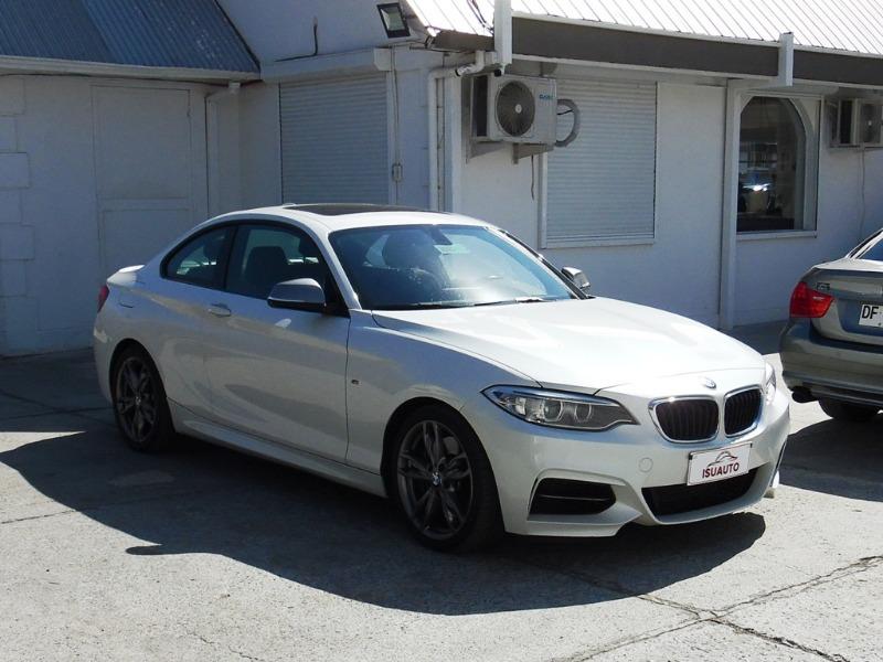 BMW M235 I Coupé 3.0 Aut 2014  - FULL MOTOR