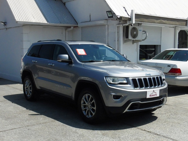 JEEP GRAND CHEROKEE Limited 4X4 3.6 Aut 2015  -