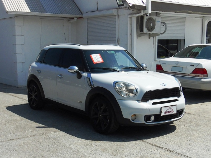 MINI COUNTRYMAN COOPER S 1.6 AWD 2012  -
