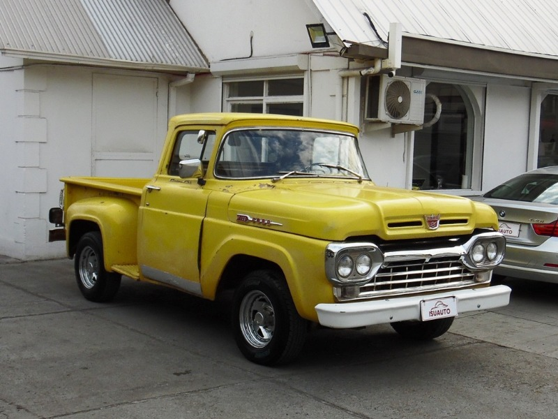 FORD F-100  1960  -