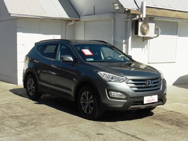 HYUNDAI SANTA FE GLS 2WD 2.4 Mec 2014  -