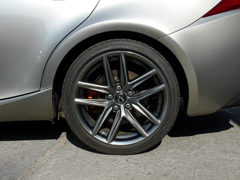 LEXUS IS 350 F-SPORT 3.5 2014 IMPECABLE 310 HP - FULL MOTOR