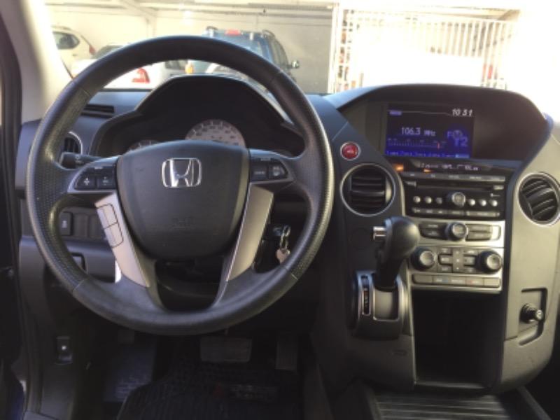 HONDA PILOT Ex 3.5 Aut 2015 Tercera corrída de asientos  - FULL MOTOR