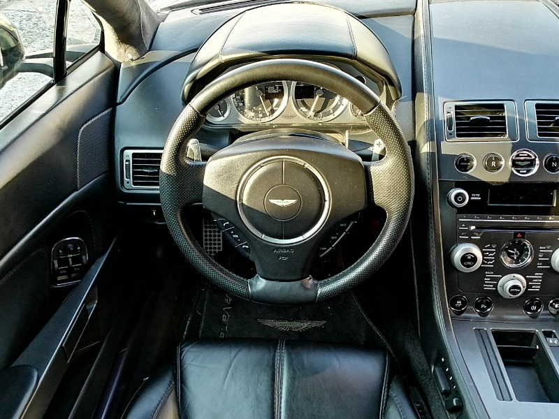ASTON MARTIN V8 VANTAGE 4.7 Aut 2011 Coordinar visita - FULL MOTOR