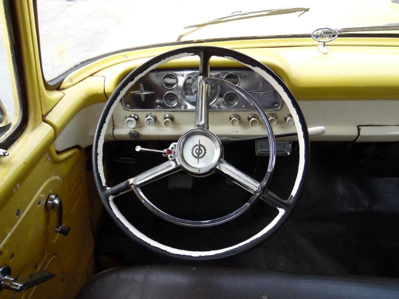 FORD F-100  1960  - FULL MOTOR
