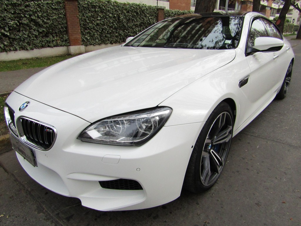BMW M6 Grand Coupe 4.4 Aut. 2014 V8 Twin Turbo, 560 hp. Un dueño. Impecable.   - FULL MOTOR