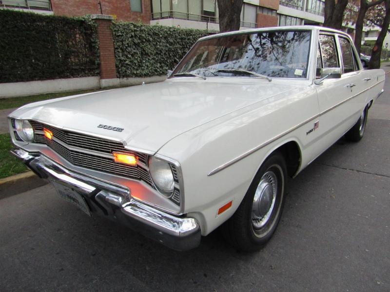 DODGE DART Dart año 1969  1969 8.840 kilometros. Aun con los plasticos interiores - FULL MOTOR