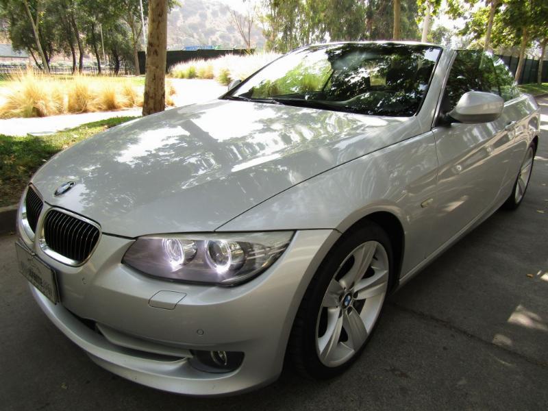 BMW 335 335I 3.0 Cabrio Aut 2013  -