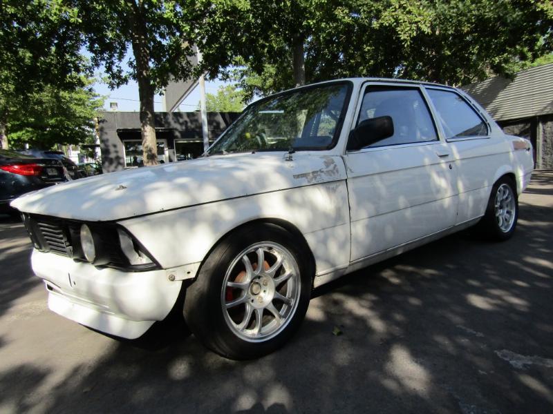 BMW 320 Auto de carrera 1976  - FULL MOTOR