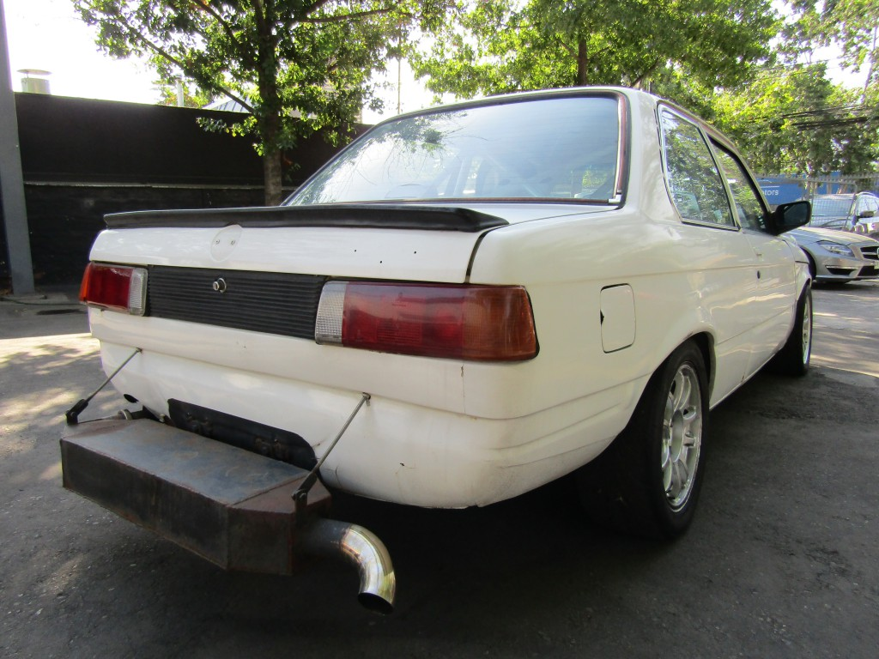 BMW 320 Auto de carrera 1976  - JULIO INFANTE