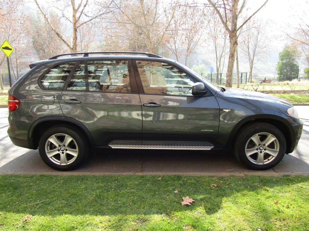 BMW X5  X-drive 35I 3.0 AUT. 2011 Autom. S-tronic. sunroof panoramico. IMPECABLE   - FULL MOTOR