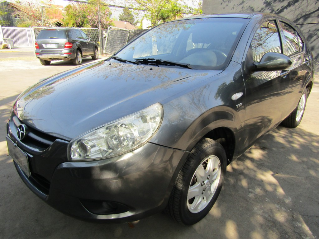 JAC 137 SPORT VVT 1.3 HB. 2014  2 airbags, abs, aire, una dueña. Impecable.  -