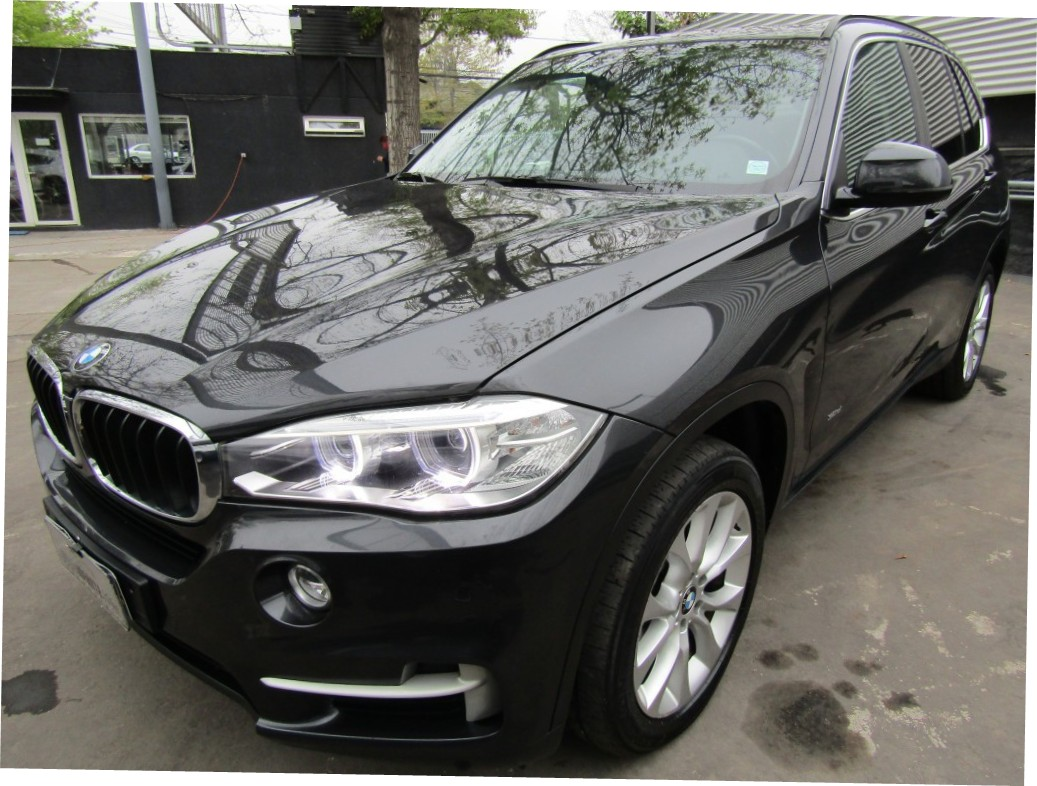 BMW X5 X5 XDRIVE 30D 3.0 AUT 2015 Diesel, cuero, 4x4, 1 dueña. 2 llaves. mantencione -