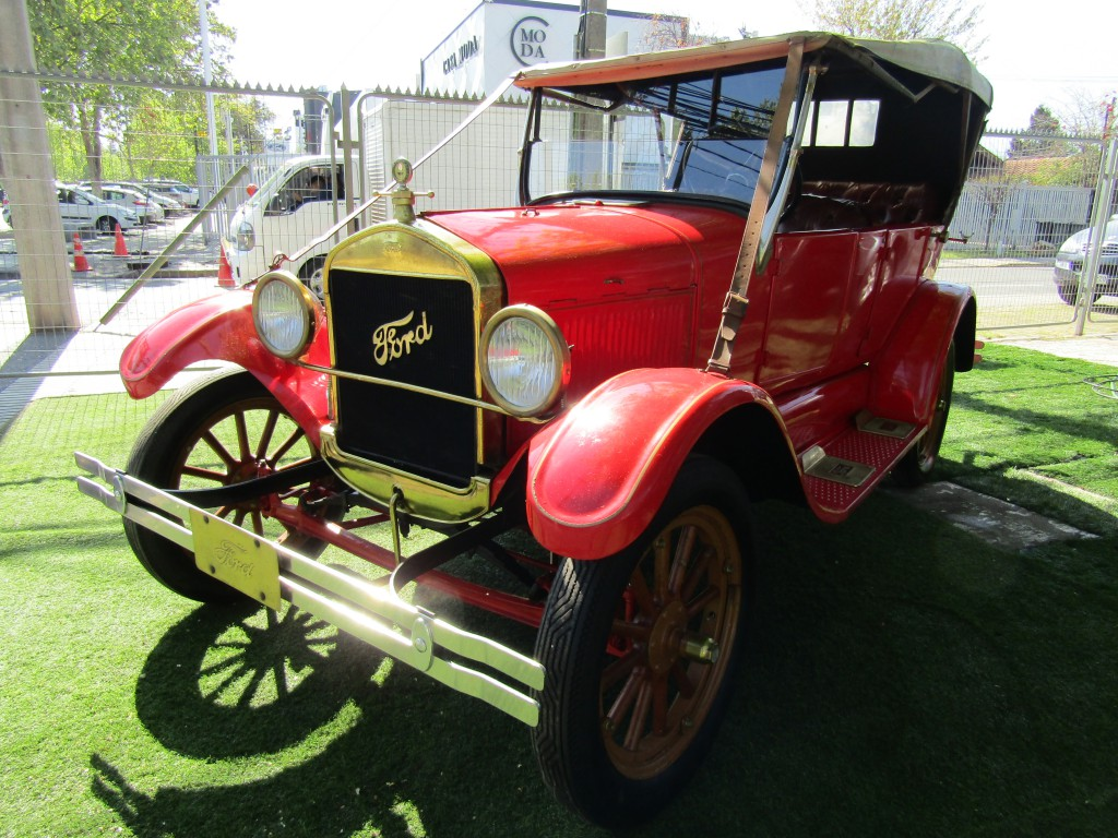 FORD T Clasico 1925  -