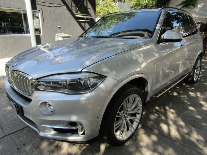 BMW X5  X-drive 5.0I 4.4 Twin power turbo 2017 Autom S-tronic, 4x4. Sunroof Panoramico, cuero.  -