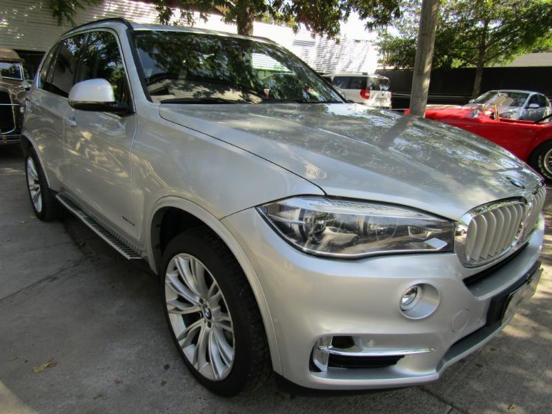 BMW X5  X-drive 5.0I 4.4 Twin power turbo 2017 Autom S-tronic, 4x4. Sunroof Panoramico, cuero.  - FULL MOTOR