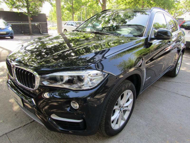BMW X6 Xdrive 35i Executive Plus  2019 1 dueña, como nuevo. 15 mil km. Garantía.  -