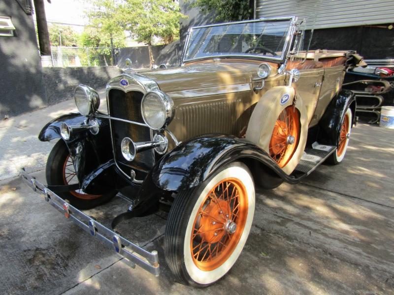 FORD A 1930 restaurado.  1930 Muy lindo.  -