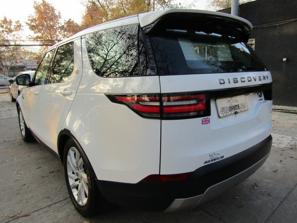 LAND ROVER DISCOVERY New Discovery 3.0 V6 D HSE 2018 Diesel, cuero, panorámico. Mantencion 35 mil km.  - FULL MOTOR