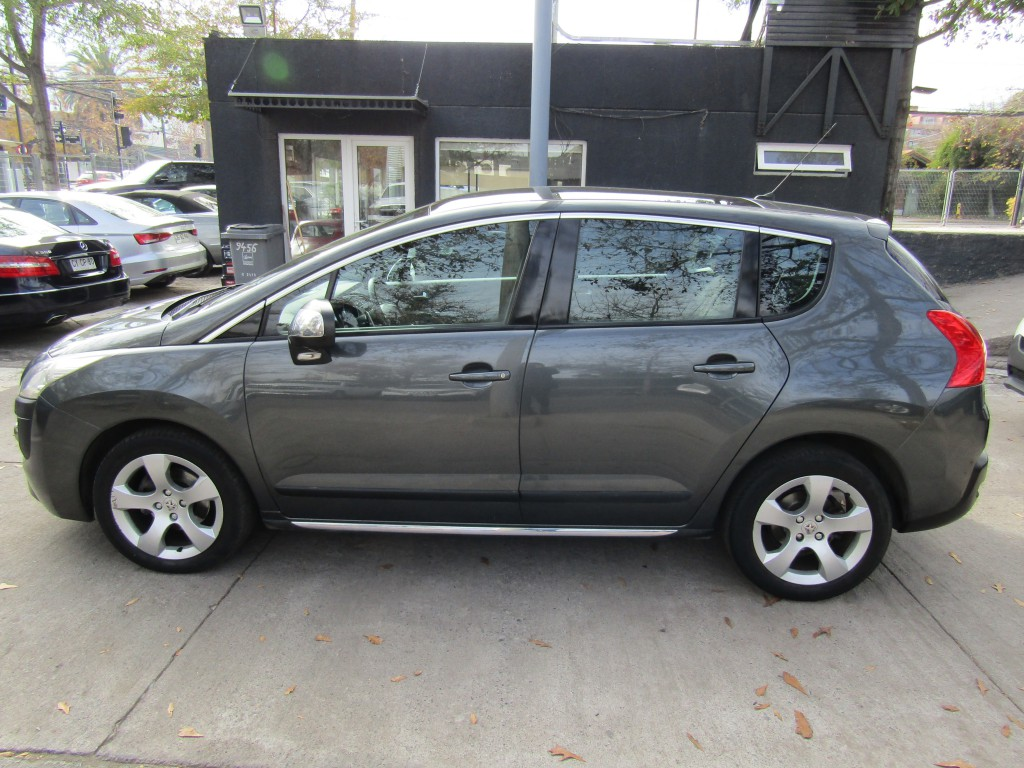 PEUGEOT 3008 Limited E HDI DIESEL 1.6 2013 Sunroof panoramico. Autom. 68 mil km. Mantenciones - FULL MOTOR