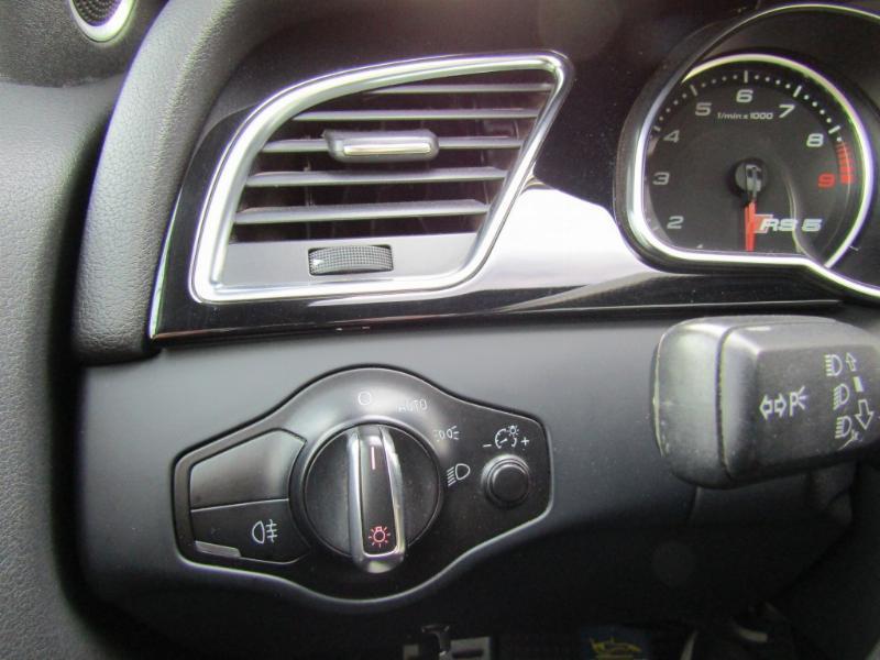 AUDI RS5 RS5 FSI Quattro 4.2 AUT 2011 Sunroof, cuero, aire. Mantencion audi, al día.  - FULL MOTOR