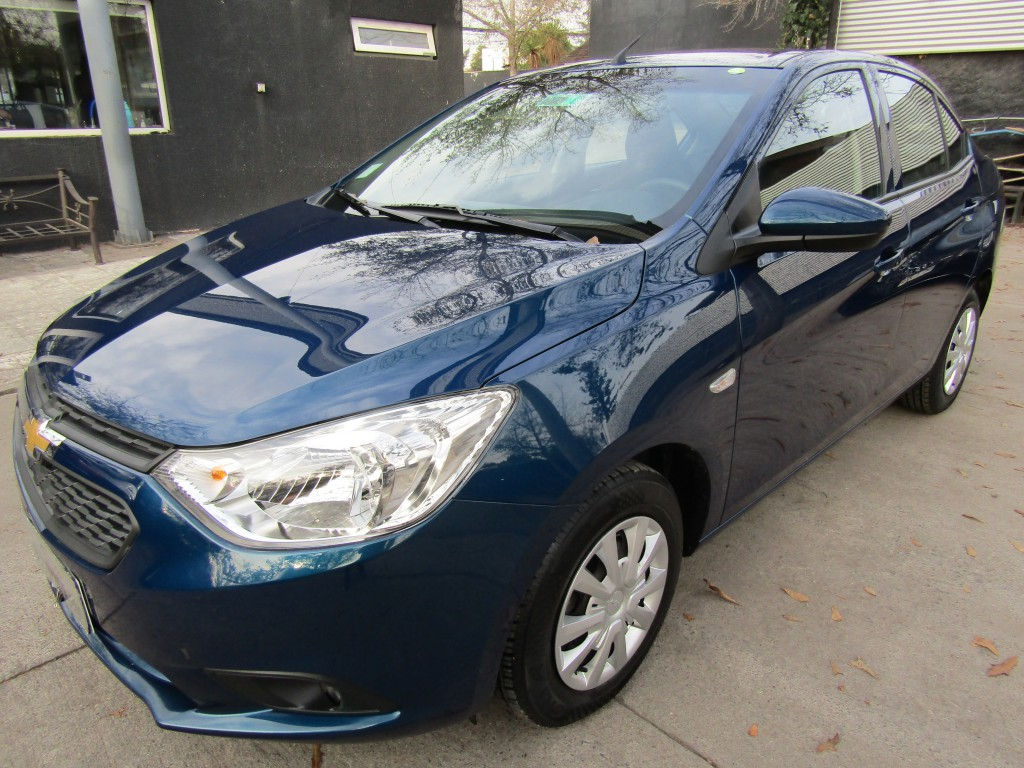 CHEVROLET SAIL NB 1.5  LS ABS L  2021 como nuevo aire airbags 5 mil km.  -