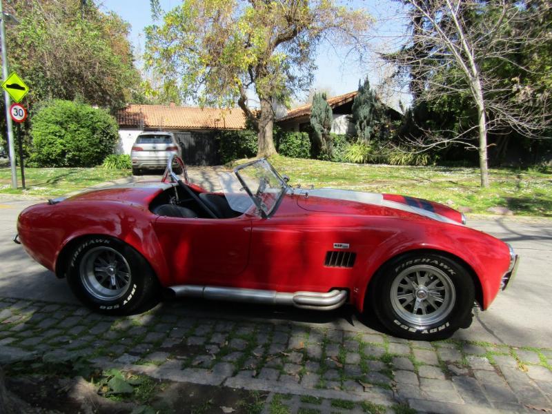 FORD COBRA Shelby Cobra 2012 MKII Superformance - JULIO INFANTE
