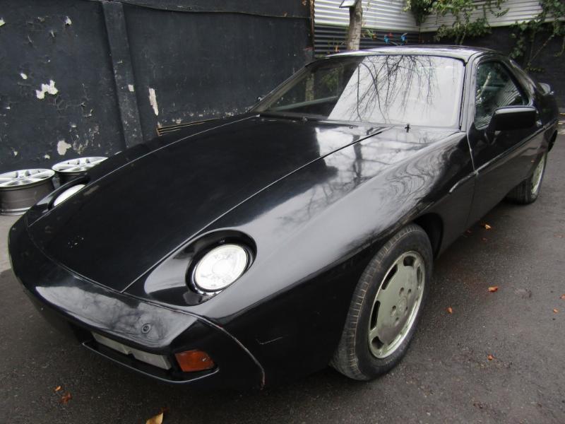 PORSCHE 928 Proyecto para restauración 1982 Proyecto para restauración - JULIO INFANTE