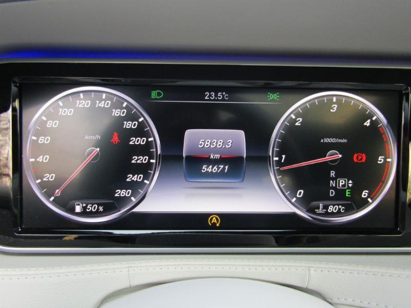MERCEDES-BENZ S350 Diesel 3.4. max equipo 2016 cuero, 2 sunroof, 12 airbags. atendido solo Kaufma - FULL MOTOR