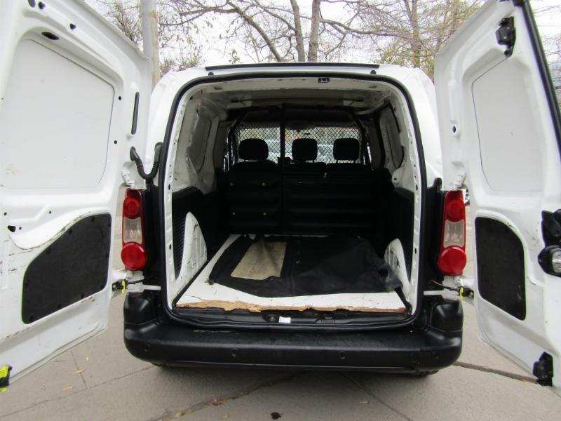 PEUGEOT PARTNER 1.6 HDI 5 puertas 2019 Diesel, aire, 2 airbags, IMPECABLE .1 dueño  - FULL MOTOR