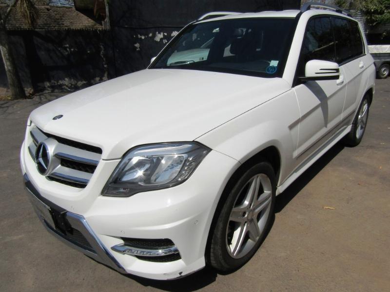 MERCEDES-BENZ GLK 220 CDI Diesel. MAX EQUIPO . 2013 Cuero, 6 Airbag, climatiz.  -
