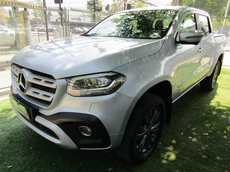 MERCEDES-BENZ X250 D Power 2.3 4WD 2019 1 Dueño, particular. Mantenciones Kaufmann - JULIO INFANTE