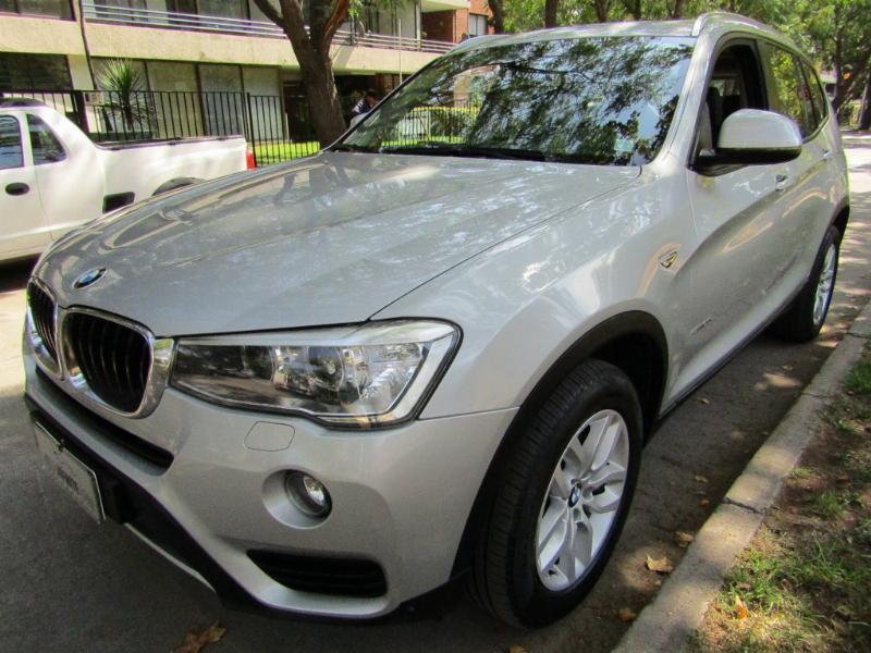 BMW X3 X3 S Drive, 2.0I, LCI  2016 Twin turbo 2.0 cc. Mantencion km. al dia. wbm.  - FULL MOTOR