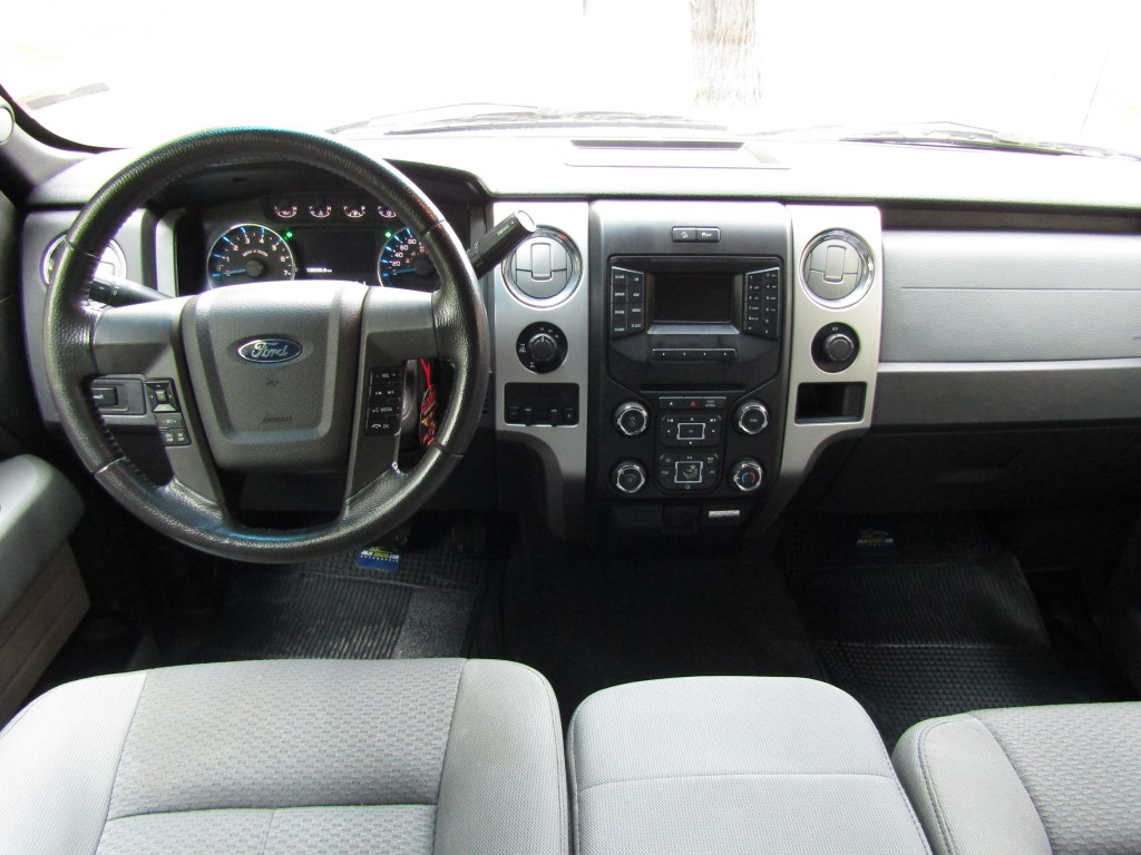 FORD F-150 5.0 XLT 4x4  2013 Airbags (6) Impecable. Mantencion al dia.  - FULL MOTOR