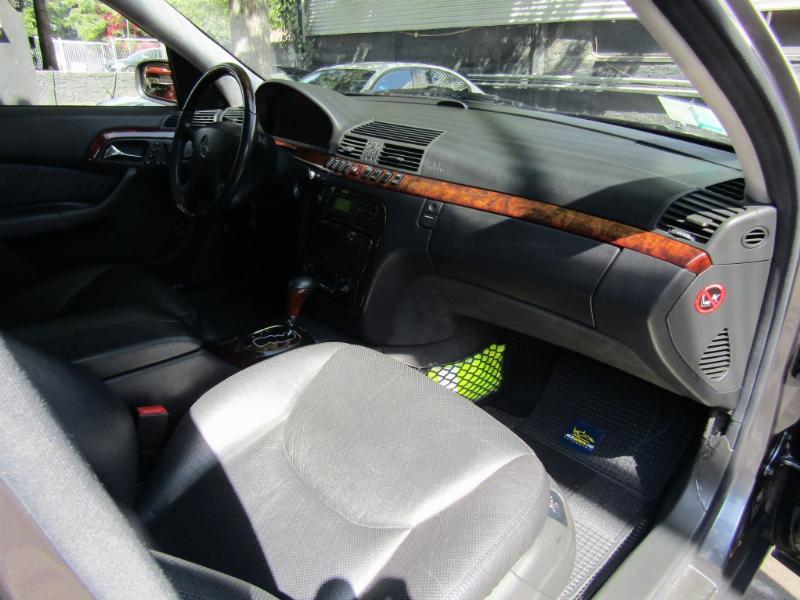 MERCEDES-BENZ S430 S 430 Aut 1999 4.3 V8   9.200 km. de uso por año.  - FULL MOTOR