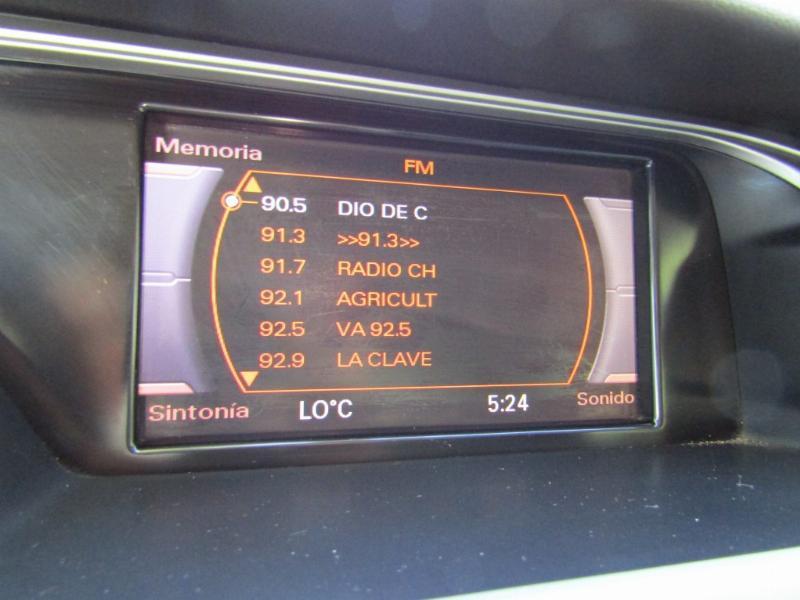 AUDI A4 1.8 T Multitronic 120 HP 2011 Cuero. solo 2 dueños. IMPECABLE.  - FULL MOTOR