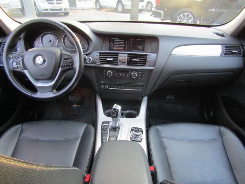 BMW X3 XDRIVE 3.0 Diesel 4x4 2014 Sunroof panorámico, cuero, 8 airbag. - FULL MOTOR