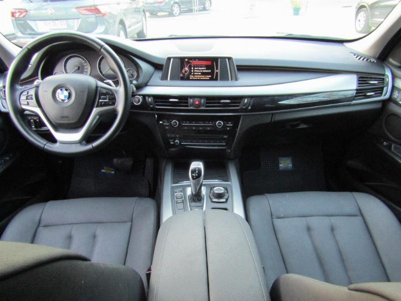 BMW X5 SDrive 25D 2.0 Aut. 2016 Diesel, 41 mil km. cuero, sunroof panoramico.  - FULL MOTOR