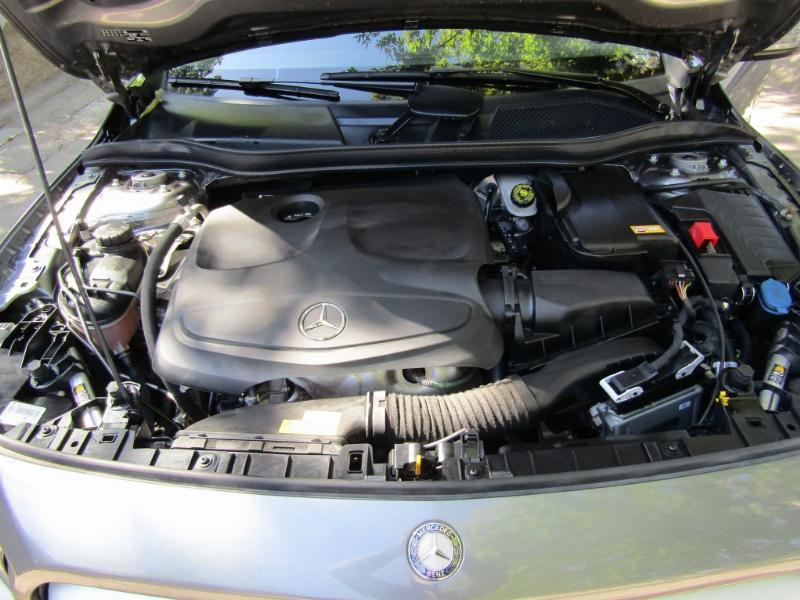 MERCEDES-BENZ GLA 200 GLA 200 autom. 7 veloc  2016 Paddle, 1 dueño. 87 mil. Mantenciones. - FULL MOTOR