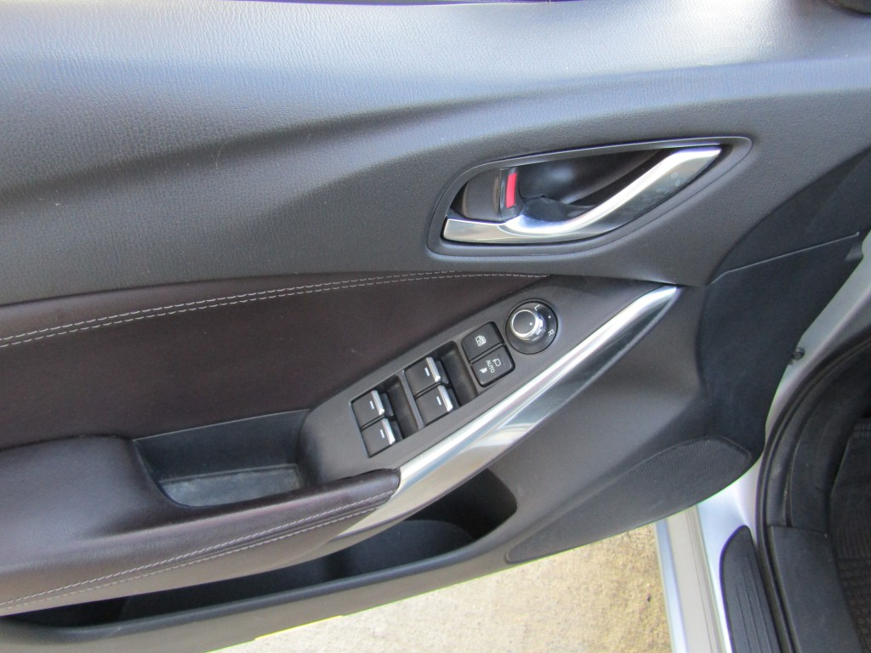MAZDA 6 New 6 V 2.0  2017 Padlle shift, cuero, 25 mil km.  - FULL MOTOR